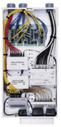 structured wiring the distribution panel usually located in one of the closets or the attic of your home the distribution panel does two things 1 terminates all of the